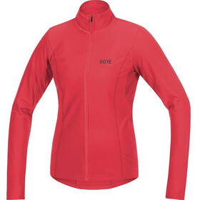 GORE WEAR C3 Thermo Jersey Women, hibiscus pink